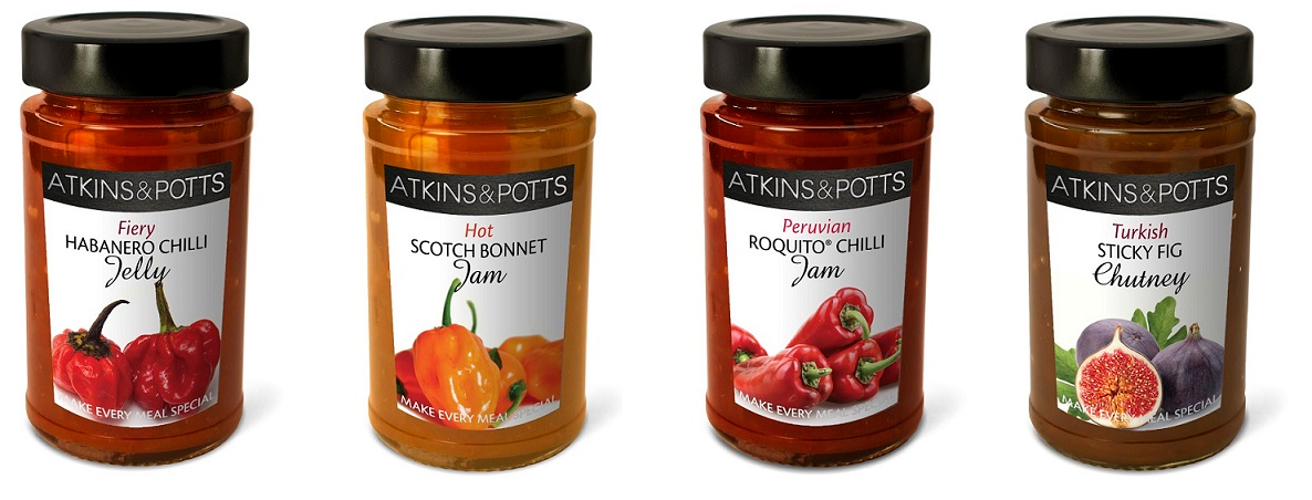 New Atkins & Potts Products 2017
