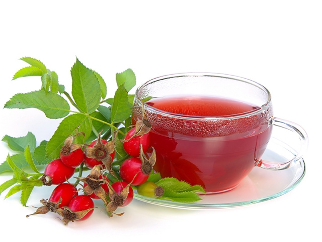 Hot Rosehip Drink
