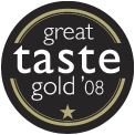 Great Taste Award 2008 - Atkins and Potts