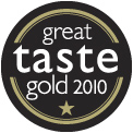 Great Taste Award 2010 - Atkins and Potts