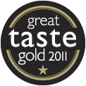 Great Taste Award 2011 - Atkins and Potts