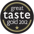 Great Taste Award 2012 - Atkins and Potts