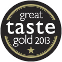 Great Taste Award 2013 - Atkins and Potts
