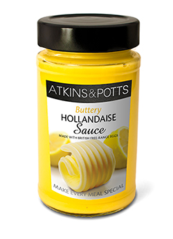 Hollandaise Sauce - Atkins & Potts