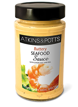 Seafood Sauce - Atkins & Potts
