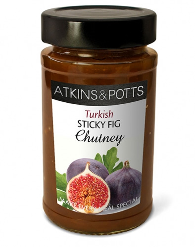 sticky fig chutney award