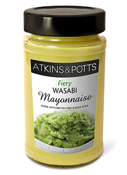 Wasabi Mayonnaise - Atkins & Potts