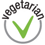 vegetarian icon rgb
