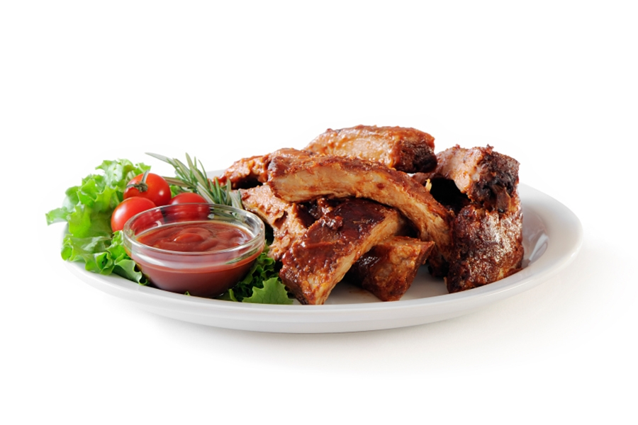BBQ Marinated Pork Ribs
